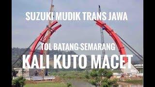 Video 2. Indahnya Jembatan Kali Kuto Ruas Batang-Semarang | Suzuki Mudik 2018 MP3, 3GP, MP4, WEBM, AVI, FLV September 2018