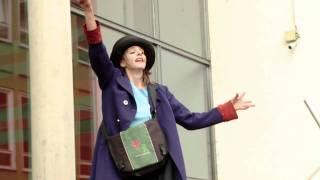 Annette Will -Schlappseil-Straßen-Show by annettewill.de