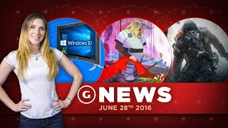 Division's Underground DLC Issues, July Xbox Live Gold, and Windows 10 Suit - GS Daily News by GameSpot