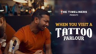 Video When You Visit A Tattoo Parlour | The Timeliners MP3, 3GP, MP4, WEBM, AVI, FLV April 2018