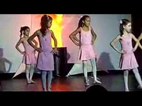 luana no ballet