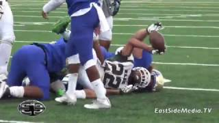 East LA College Huskies Football vs West LA College Wildcats 2nd Half 2016