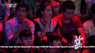 Giọng Hát Việt Nhí 2014 (Tập 3) - Thí Sinh Hát Dân Ca Không Chọn Cẩm Ly