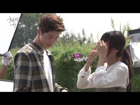 [Behind The Scenes_Glamorous Temptation] 남주혁,김새론 심쿵 키스신 찍다! - 화려한 유혹