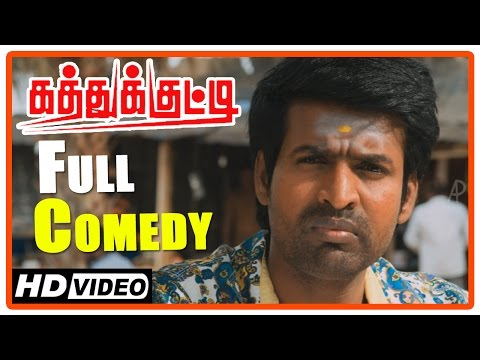 Kathukutti Tamil Movie | Scenes | Full comedy | Narain | Soori | Srushti Dange