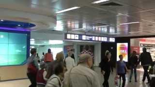 Fiumicino Italy  City new picture : Rome Fiumicino Airport Italy