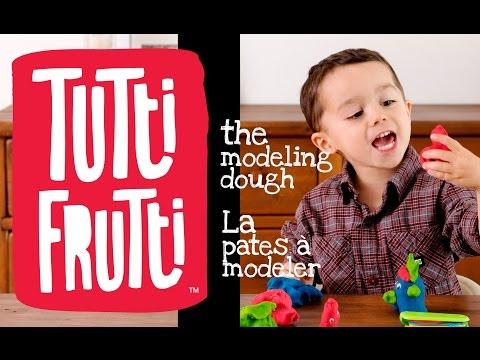 "Набор для лепки Tutti-Frutti ""Фруктомания"""