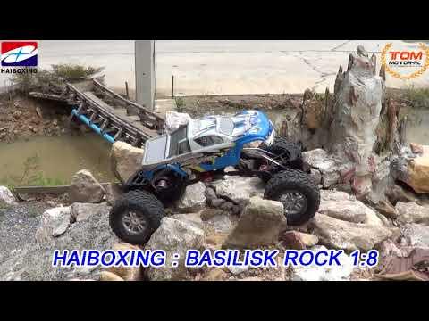 Haiboxing : Basilisk Rock 1:8