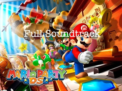 Mario Party DS - Full Soundtrack (OST)