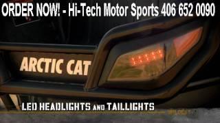 6. Arctic Cat Wildcat 1000 vs Polaris XP vs Can Am Commander