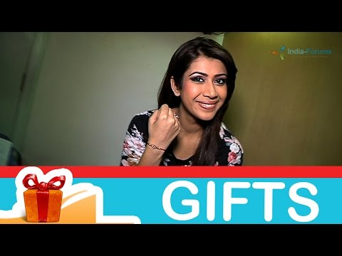 Ankita Karan Patel's Gift Segment