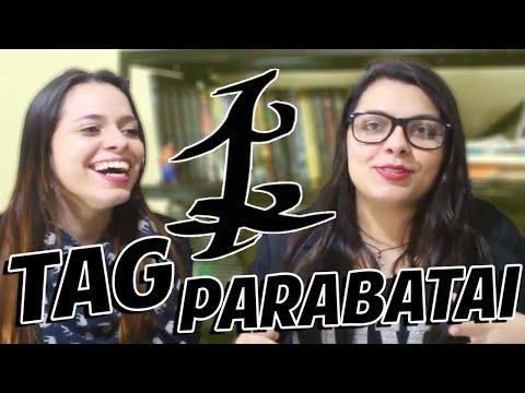 TAG #6 | PARABATAI ft. Izabella Ferreira