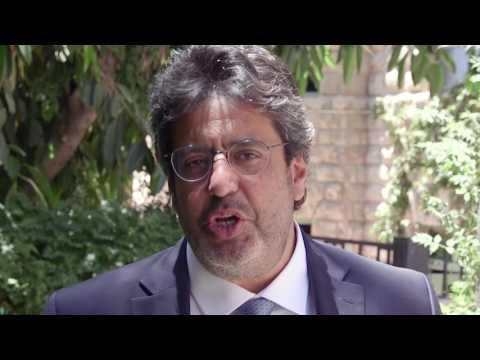 Le vote, c'est dimanche, Message de Meyer Habib aux Français d'Israel