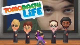 Welcome to Tomodachi Life episode 3. Leave a like if you're enjoying the series. Subscribe Today! ►http://bit.ly/SubscribeSullyPwnzSubscribe to MO! ►https://www.youtube.com/user/MunchingOrangeFor more Tomodachi Life: https://www.youtube.com/playlist?list=PL3vs_m6C8B5ZCF19lcGJ-vKEKkbFkgjQcLINKS - SullyPwnz' Twitter: https://twitter.com/SullyPwnzSullyPwnz' Facebook: https://www.facebook.com/SullyPwnz