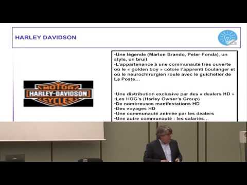 Daniel Genton 5 - Harley Davidson, exemple d'innovation de Business Model.flv