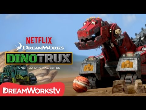 Dinotrux Clip 'Take Your Places'