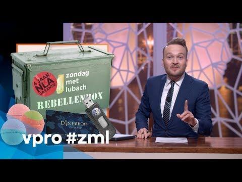 De ZML-rebellenbox - Zondag met Lubach (S09) (видео)
