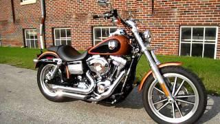 10. 2008 Harley Davidson FXDL Dyna Low Rider