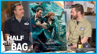 Video Half in the Bag Episode 149: Jurassic World: Fallen Kingdom MP3, 3GP, MP4, WEBM, AVI, FLV Oktober 2018