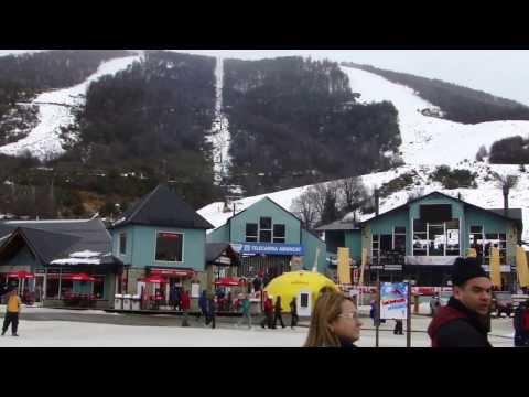 Vila de ski em Bariloche