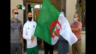 مسيرة علم ... مبادرة لتسليم راية السيادة الوطنية من المجاهدين إلى الشباب