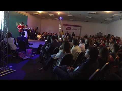 Alunos da rede pública de São Paulo emocionam no Lançamento do Prêmio Gestão Escolar 2017