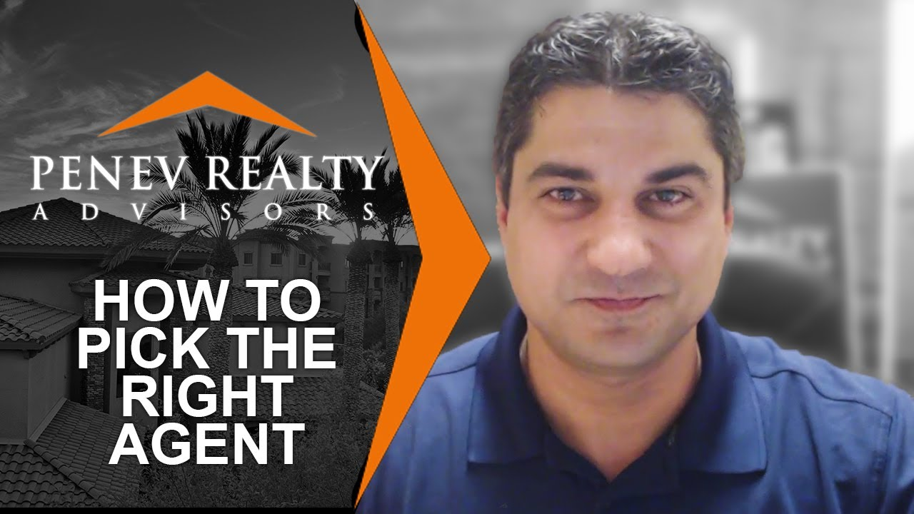 Why Picking the Right Agent Is Important