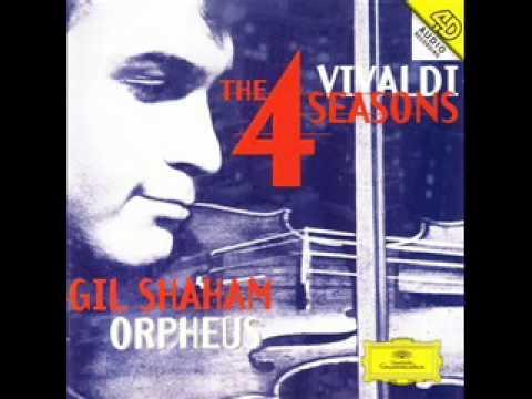 Vivaldi - Les Quatre Saisons - L'Automne (Shaham)