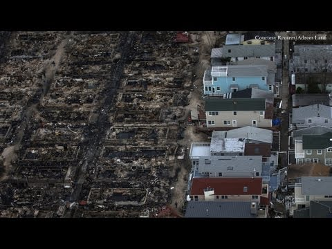 Hurricane Sandy and Climate Change: Three Things to Know