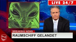 Video Gruselige TV-Unterbrechung! Mann berichtet weinend, dass Außerirdische gelandet sind! MP3, 3GP, MP4, WEBM, AVI, FLV Juli 2018
