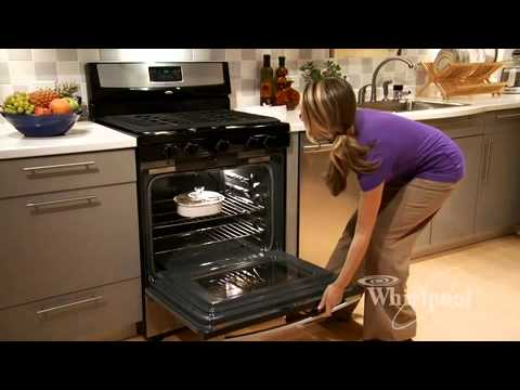 Gas Range from Whirlpool Appliances Infomercial