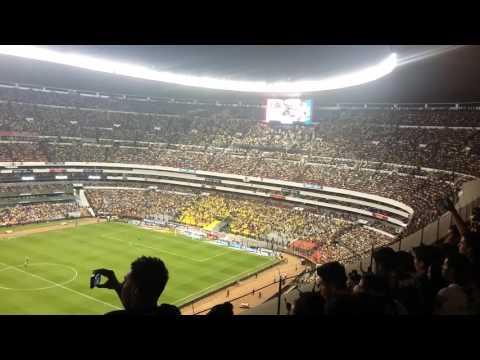 LA REBEL EN EL AZTECA SABADO 21-11-15 - La Rebel - Pumas