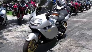 10. Pre-Owned 2008 BMW K 1200 S White Aluminum at Euro Cycles of Tampa Bay