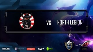 BU vs nLegion, game 1