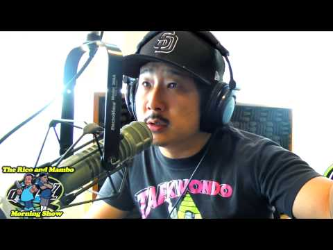 Bobby Lee Hilarious Interview on The Rico and Mambo Morning Show