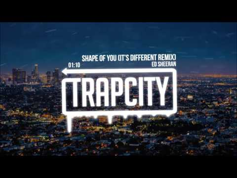 Video Ed Sheeran - Shape Of You (it's different Remix) download in MP3, 3GP, MP4, WEBM, AVI, FLV January 2017
