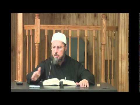 شرح مدارج السالكين 18 / 4 / 2012