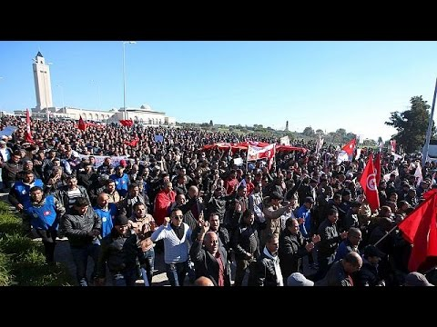 Καζάνι που βράζει και πάλι η Τυνησία