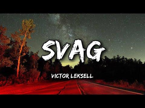 Victor Leksell - Svag (Lyrics)