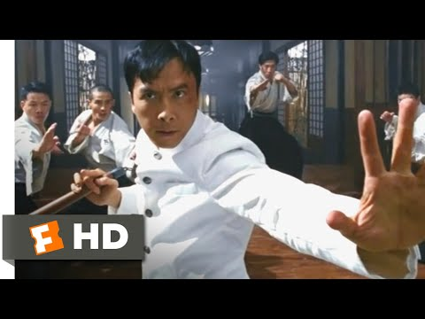 Legend of the Fist (2010) - One Man Army Scene (9/10)   Movieclips