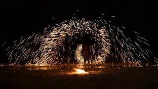 Koh Samet Fire Show