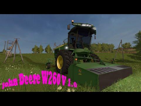 John Deere W260 v1.0