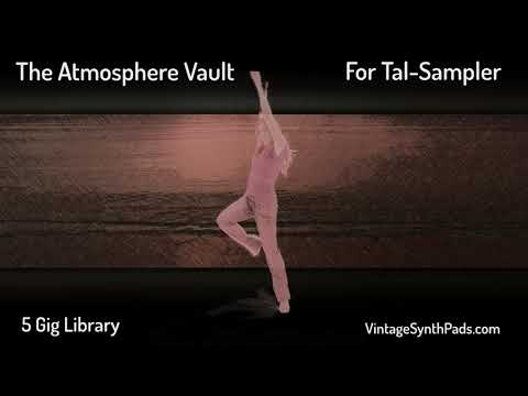 The Atmosphere Vault For Tal Sampler