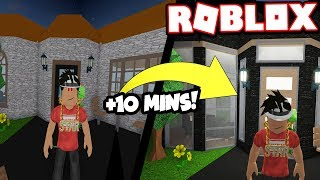 RENOVATING A GOLD DIGGER'S HOUSE!!! (Roblox)