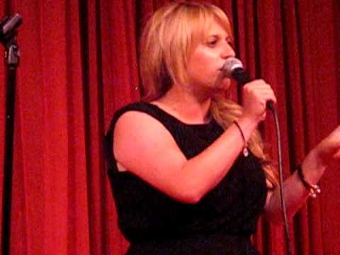 Karen Basson @ the Comedy Store