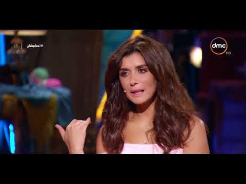 ريهام عبد الغفور: ابني متحضر أكثر مني