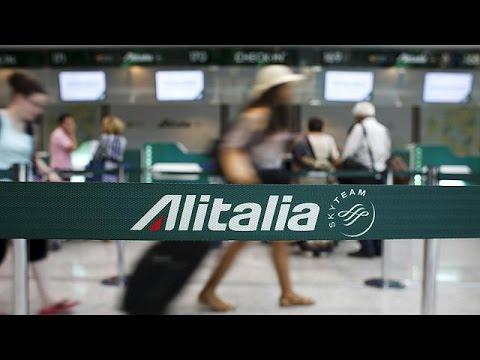 Alitalia: Απέναντι στις απολύσεις με κινητοποιήσεις οι εργαζόμενοι