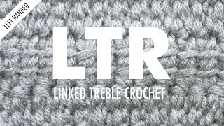 To download our guide with 5 Tips To Instantly Improve Your Crochet Skills, visit: http://newstitchaday.com/5crochettipsDESCRIPTIONThe Linked Treble Crochet Stitch is a variation of the treble crochet stitch. It creates a much closer and tighter fabric than the traditional treble crochet. It has the same height of the traditional stitch, but it results in a much denser fabric. This makes this stitch great for projects that could use some density, but without the bulk of a single crochet stitch.MATERIALS USEDLion Brand Yarn Woolspun - Oxford GreyCrystal Palace Bamboo Crochet Hook - Size K (6mm)http://amzn.to/1aDcNCl (affiliate link)CREDITSFree Royalty Free Music provided by SmartSound Royalty Free Music.http://www.smartsound.com/royalty-free-music/free.html