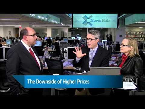 The Downside of Higher Prices