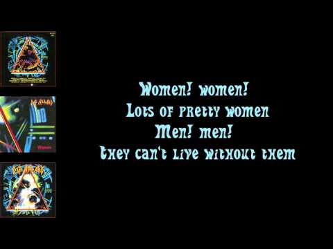 "Def Leppard - ""Women"" 